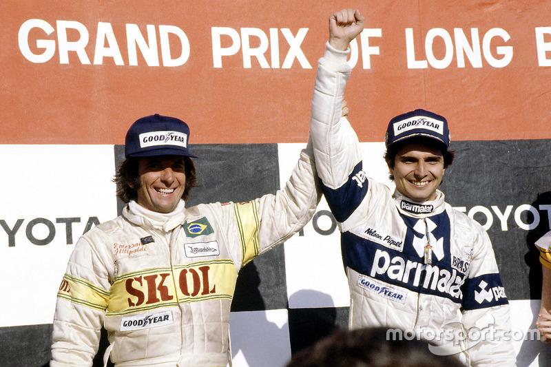 Soube virar protagonista: com a aposentadoria de Lauda, Piquet não teve problemas em assumir a posição de nº 1 na Brabham. Foi vice-campeão em 1980 e conquistou seu primeiro título em 1981.