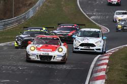 Klaus Abbelen, Patrick Huisman, Norbert Siedler, Sabine Schmitz, Frikadelli, Porsche 991 GT3R