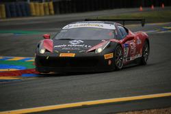 #27 Rossocorsa - Pellin Racing Ferrari 458 Challenge Evo: Alessandro Vezzoni