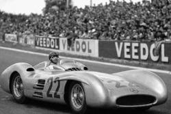 Hans Herrmann, Mercedes-Benz W 196 R