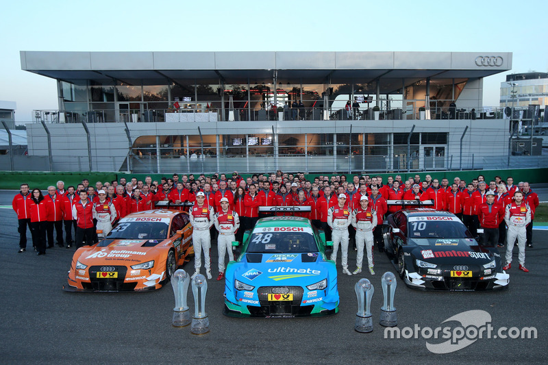 Команда Audi Sport