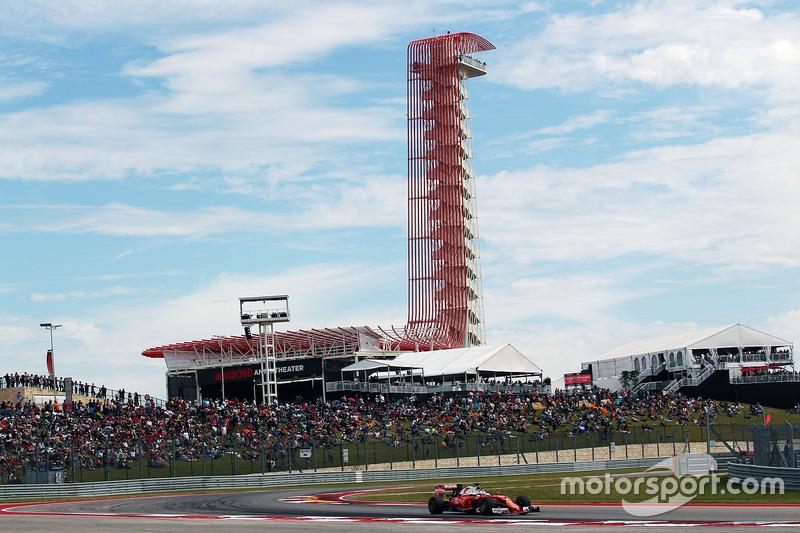 Покрыть десятилетний контракт на проведение Гран При США