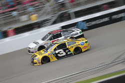 Austin Dillon, Richard Childress Racing Chevrolet, Ryan Newman, Richard Childress Racing Chevrolet