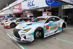 #60 LM Corsa, Lexus RC F
