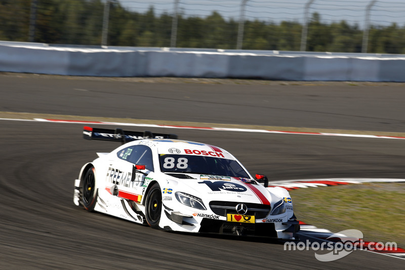 12. Felix Rosenqvist, Mercedes-AMG Team ART, Mercedes-AMG C 63 DTM