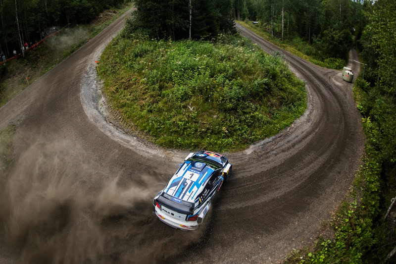 #10: Sébastien Ogier, Julien Ingrassia, Volkswagen Polo WRC