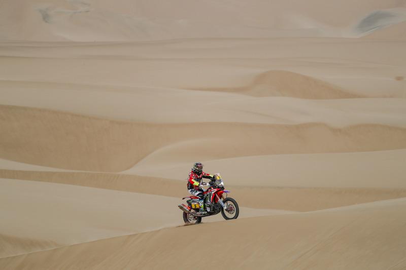 #5 Monster Energy Honda Team: Хоан Барреда Борт