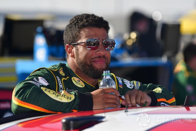 Darrell Wallace Jr., Richard Petty Motorsports, Chevrolet Camaro Jewel-Osco