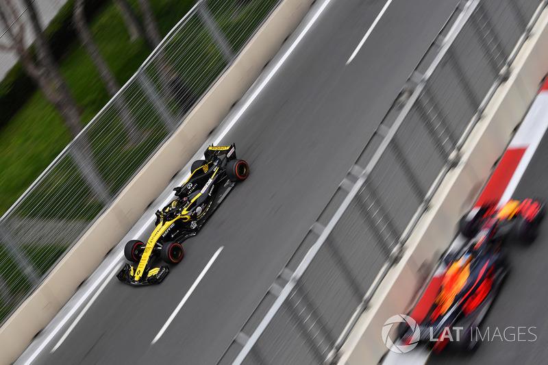 14: Nico Hulkenberg, Renault Sport F1 Team R.S. 18, 1'43.066 (inc 5-place grid pen)