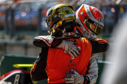 Dorian Boccolacci, MP Motorsport and Anthoine Hubert, ART Grand Prix