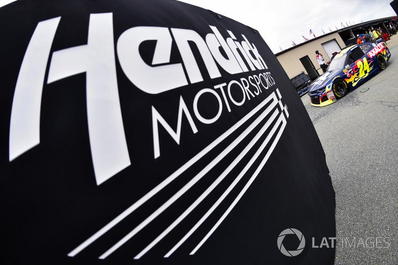 William Byron, Hendrick Motorsports, Chevrolet Camaro AXALTA