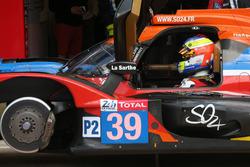 #39 Graff Racing S24 Oreca 07 Gibson:Tristan Gommendy