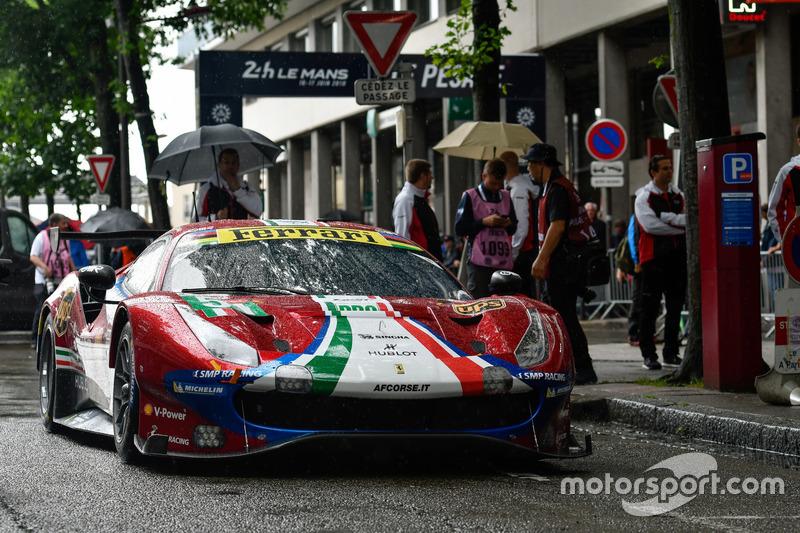 #51 AF Corse Ferrari 488 GTE EVO