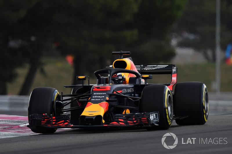 17: Daniel Ricciardo: 121 grandes premios (el 81,21% de los disputados)