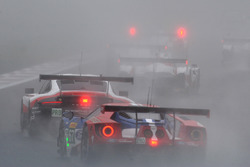 Гонка в тумане