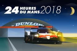 Le guide des 24 Heures du Mans 2018