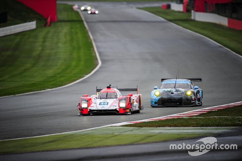 #44 Manor Oreca 05 - Nissan: Tor Graves, Matthew Rao, Will Steves, James Jakes