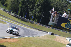 #15 Multimatic Motorsports Ford Shelby GT350R-C: Scott Maxwell, Billy Johnson takes the checkered flag