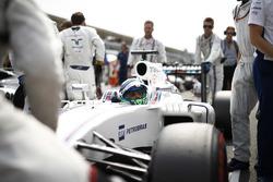 Фелипе Масса, Williams FW38 Mercedes