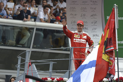 Podium: 3. Sebastian Vettel, Ferrari SF16-H