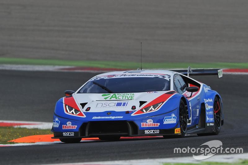 Lamborghini Huracan-GT3 #12, Ombra Racing, Frassineti-Gattuso