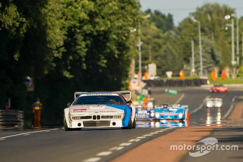 1979 BMW M1 Procar at Le Mans Classic
