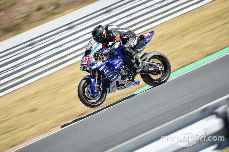 #333, Yamaha Viltais Experiences, Yamaha: Nicolas Salchaud, Axel Maurin, Oliver Depoorter