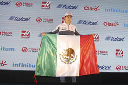 Conferencia Esteban Gutiérrez. Haas F1 Team