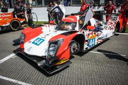 Тор Грейвс, Уилл Стивенс и Джеймс Джейкс, #44 Manor Oreca 05 - Nissan