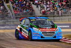 Жан-Батіст Дюбург, DA Racing, Peugeot 208 WRX