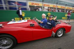 Marcus Ericsson, Sauber nella drivers parade