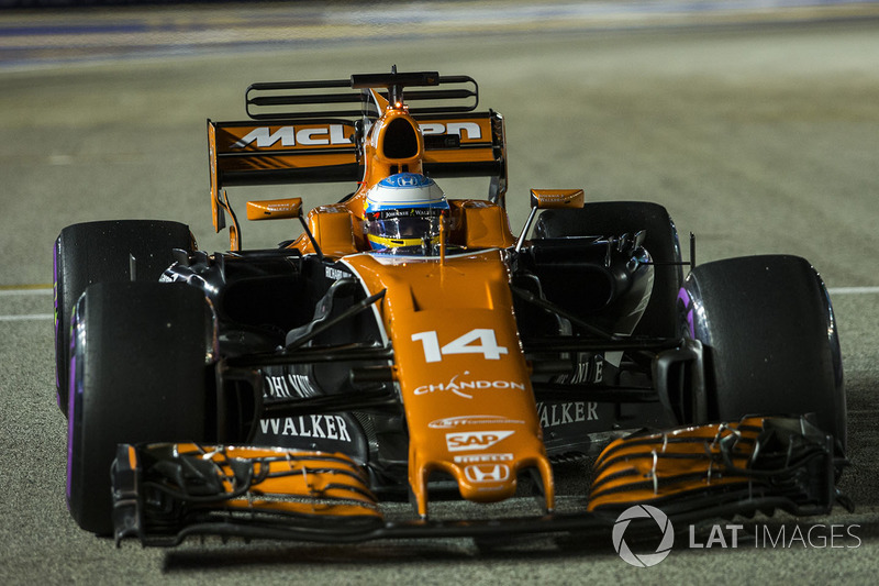 McLaren - A CONFIRMAR