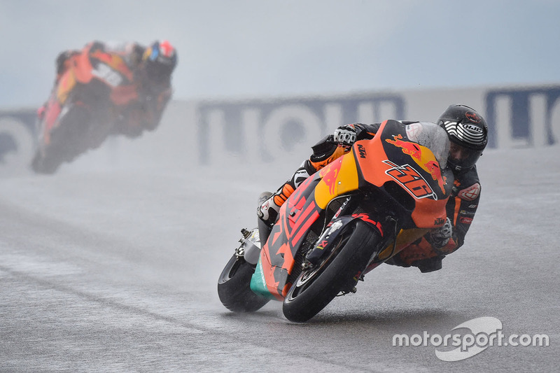 Mika Kallio, Red Bull KTM Factory Team