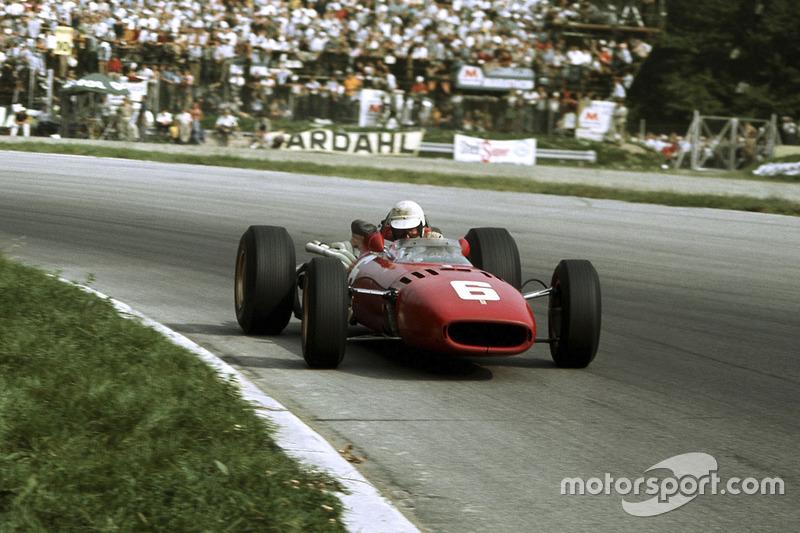 Людовіко Скарфіотті (Ferrari) - Італія, 1966