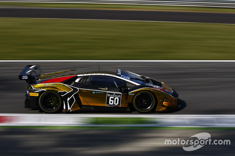 60 raton racing lamborghini huracan gt3 andrea amici dennis lind stefano costantini at monza. Black Bedroom Furniture Sets. Home Design Ideas