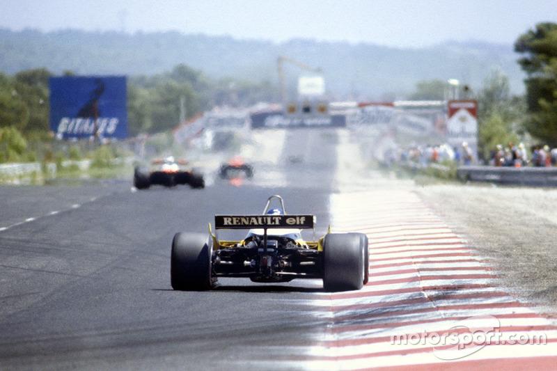 Ален Прост, Renault RE30B