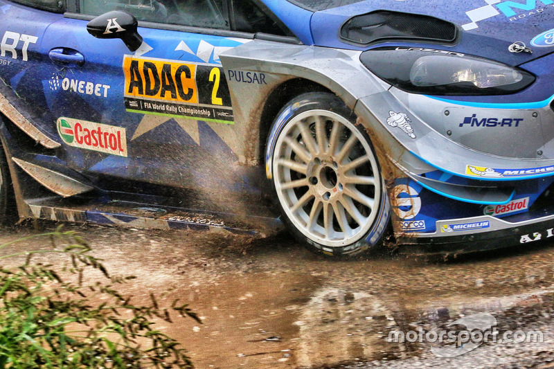 Ott Tänak, Martin Järveoja, Ford Fiesta WRC, M-Sport