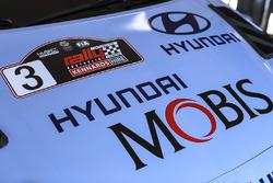 Hyundai New i20 WRC, Hyundai Motorsport car detail