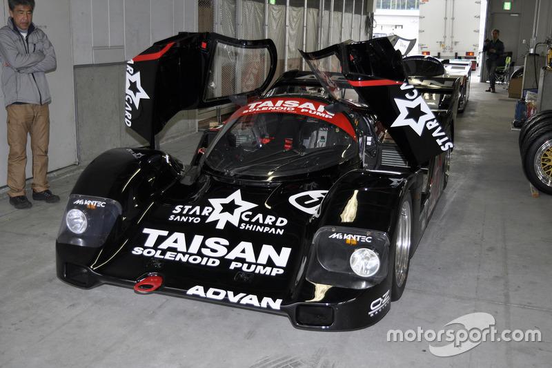 タイサン・スターカード・ポルシェ962C(TAISAN STAR CARD PORSCHE962C)