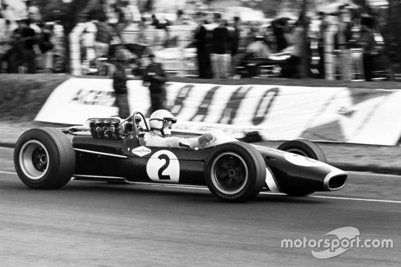 Denny Hulme, Brabham BT24-Repco