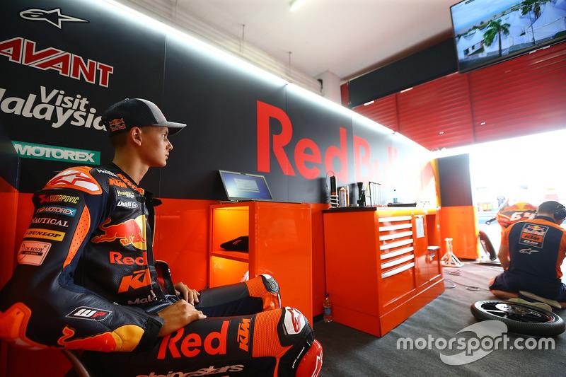 Bo Bendsneyder, Red Bull KTM Ajo, Moto3