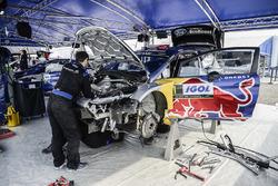 Mechaniker: M-Sport
