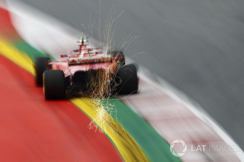 Гран Прі Австрії. Кімі Райкконен, Ferrari SF70H
