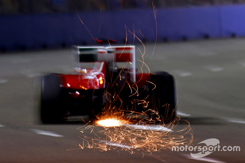 Фернандо Алонсо, Ferrari 150