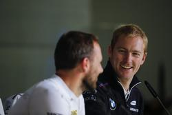 Conferencia de prensa: Maxime Martin, BMW Team RBM, BMW M4 DTM