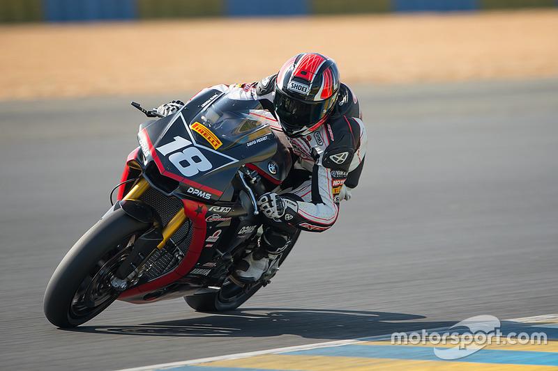 #18 Yamaha: David Perret