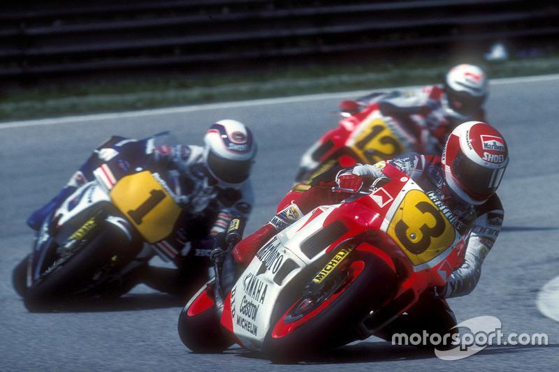 1988 - Едді Лоусон, Yamaha