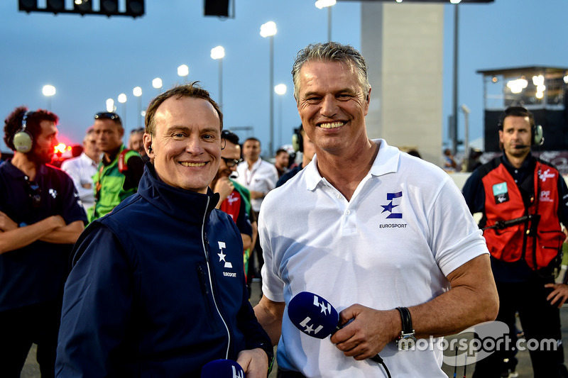 Ralf Waldmann und Jan Stecker, Eurosport Deutschland