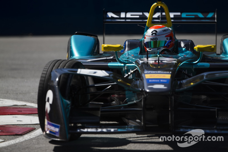 Нельсон Пике, NEXTEV TCR Formula E Team, Spark-NEXTEV, NEXTEV TCR Formula E Team Formula 002