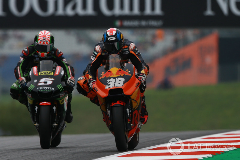 Bradley Smith, Red Bull KTM Factory Racing, Johann Zarco, Monster Yamaha Tech 3